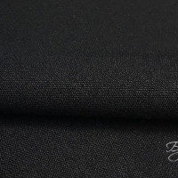 Черная Ткань Стрейч