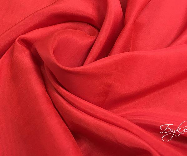 Красный Шелк Батист