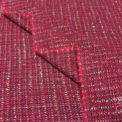 Темно-розовая Шерсть Шанель