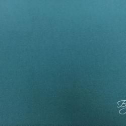 Зеленый Трикотаж из Смесовой Шерсти