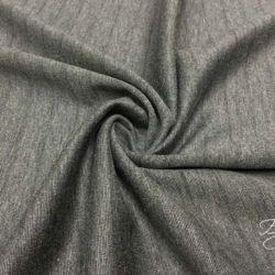 Серый Плотный Трикотаж