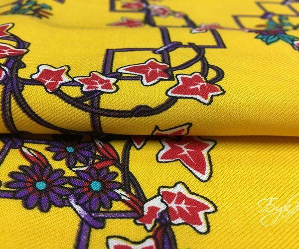 Gucci Желтая Ткань