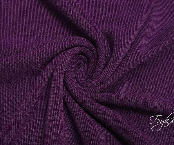 Темно-фиолетовый Трикотаж