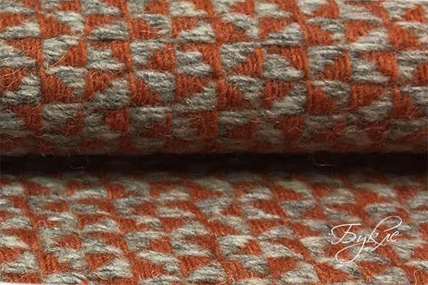 Оранжевая Шерсть Мелан