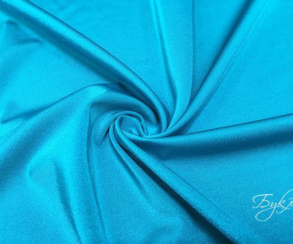 Темно-Голубой Трикотаж Бифлекс