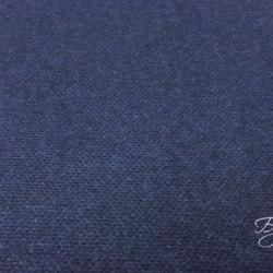 Темно-синяя Шерсть Трикотаж