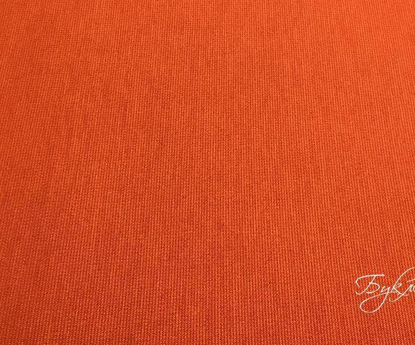 Оранжевый Трикотаж Смесовый