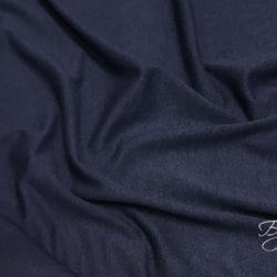 Трикотаж Темно-Синий Вискоза
