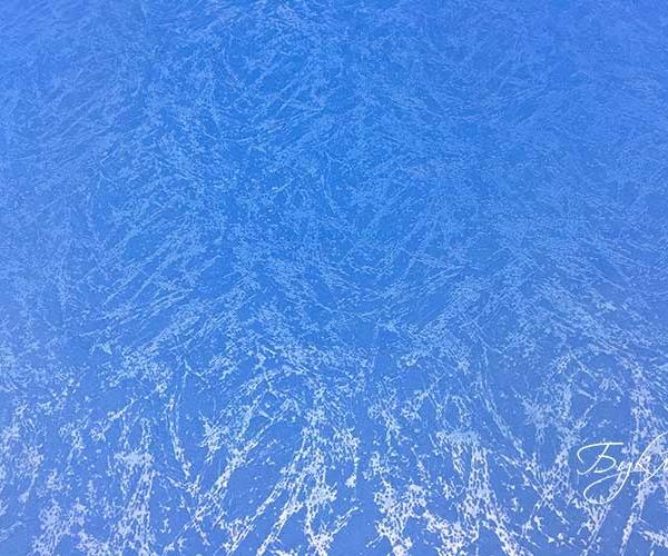Синяя Портьерная Ткань