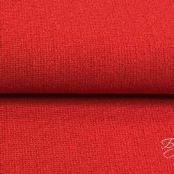 Красный Смесовый Трикотаж