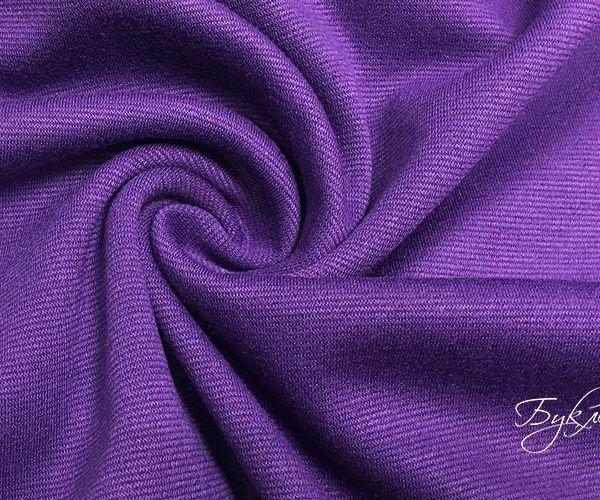Фиолетовый Трикотаж Смесовый