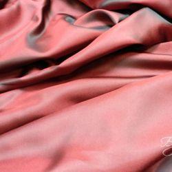 Красная Металлик Подкладка Италия