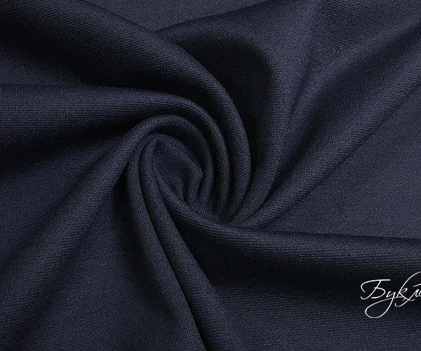 Темно-синий Смесовый Трикотаж
