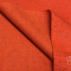 Оранжевый Трикотаж из Шерсти
