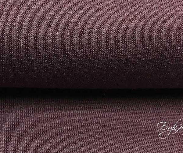 Фиолетовый Смесовый Трикотаж