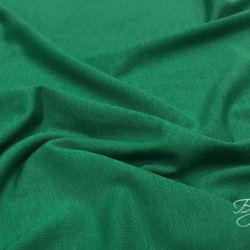 Трикотаж Зеленый Вискоза