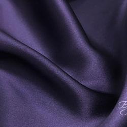 Фиолетовый Шелк Атлас