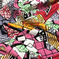 Трикотаж Цветной Вискоза