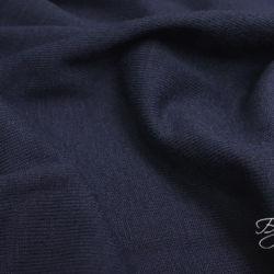 Темно-синий Трикотаж Вискоза