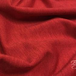 Трикотаж Красный Вискоза