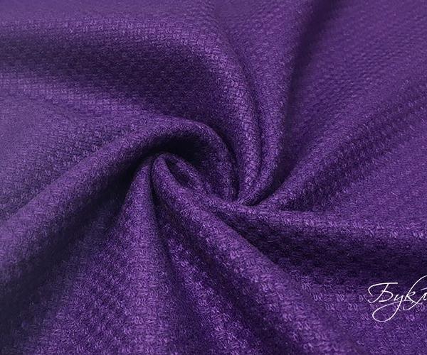 Фиолетовая Шерсть Жаккард Италия