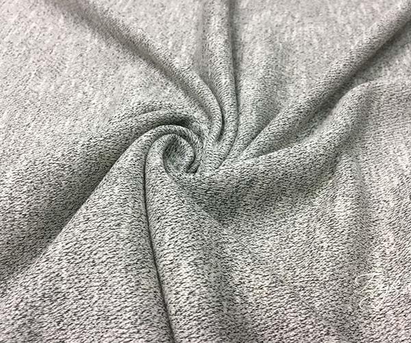 Серый Трикотаж Футер