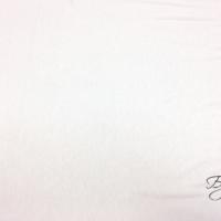 Трикотаж Белый Вискоза