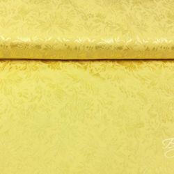 Желтый Хлопок Жаккард Германия