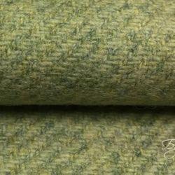 Бледно-зеленый Шерстяной Твид