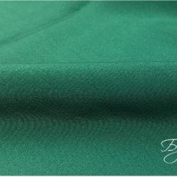 Зеленый однотонный креп
