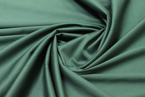 Зеленая Атласная Ткань
