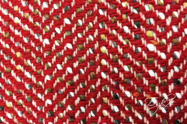 Красная Ткань Пальтовая