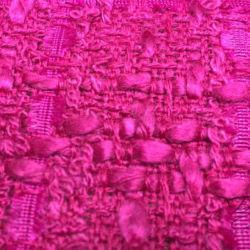 Малиновая Ткань Шанель