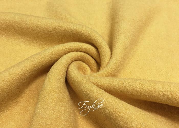 Желтая Вареная Шерсть фото