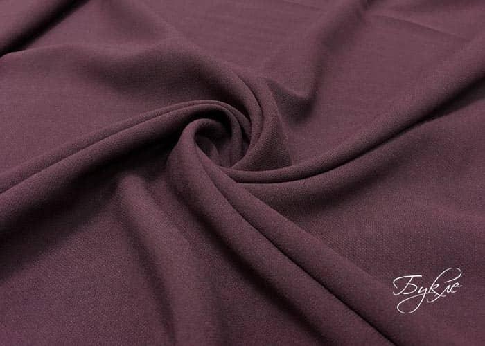 Темно-Сиреневая Ткань Франция