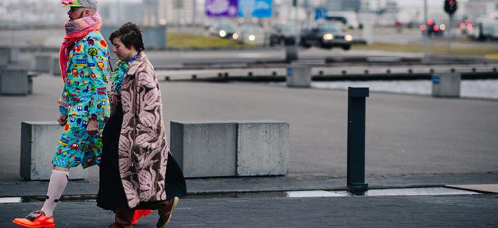 Неделя моды в Рейкьявике