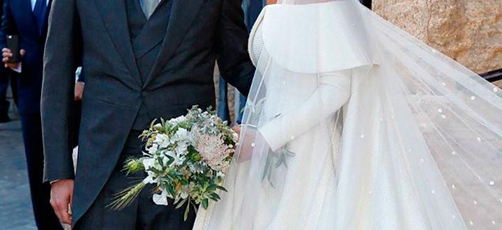 Свадебное платье для герцогини