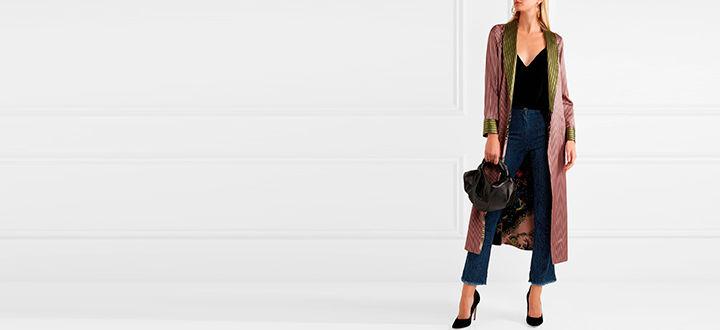 Модная осень: выбираем ткань для легкого пальто