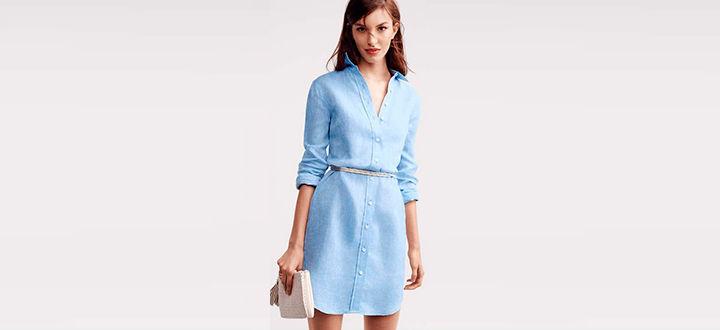 Ретро-платья, свежий образ на лето