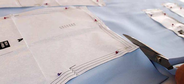 Как раскроить ткань