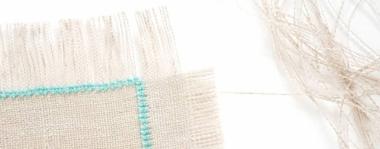 Как обработать край ткани