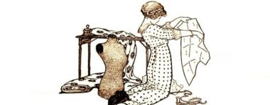 Как подготовить ткань к пошиву