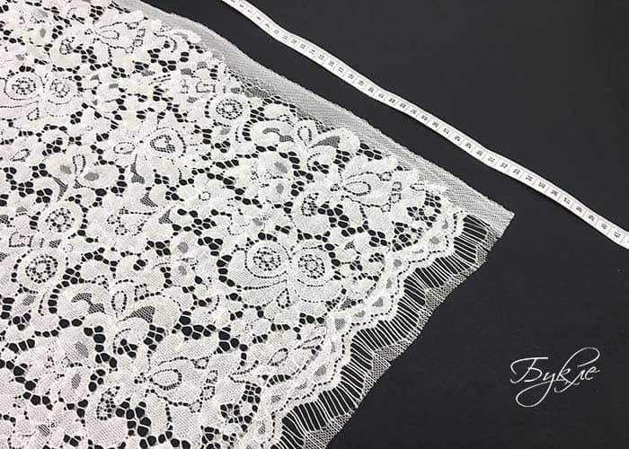 Белый Гипюр / Кружево Dolce & Gabbana