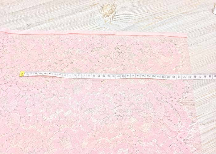 Розовый Гипюр / Кружево Dolce & Gabbana