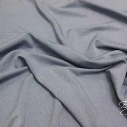 Серо-голубой Трикотаж
