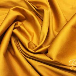 Оранжевая Ткань Атлас