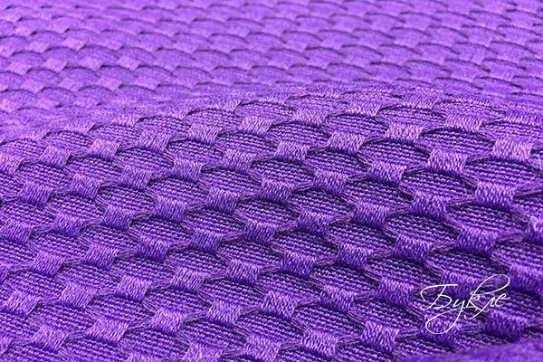 Фиолетовая ткань шанель