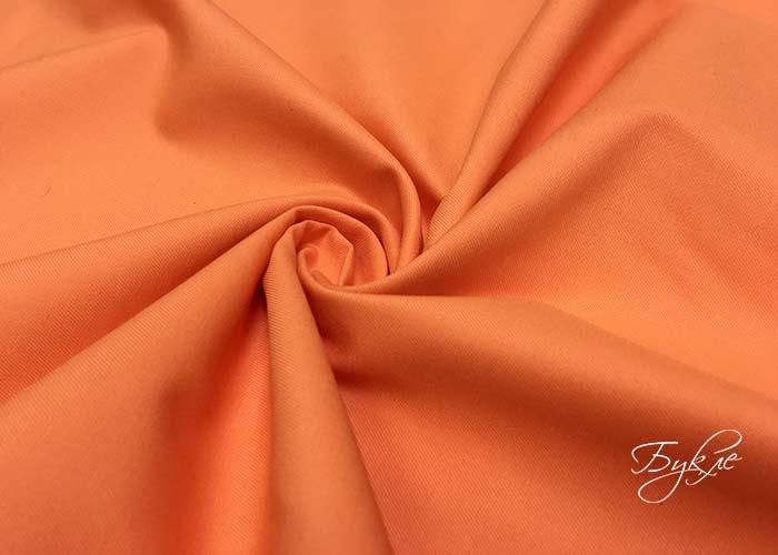 Хлопок Сорочечный Оранжевый