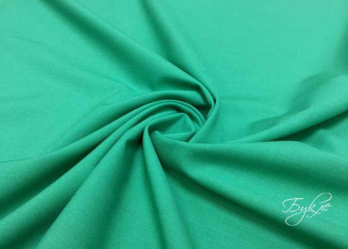 Хлопок Сорочечный Зеленый