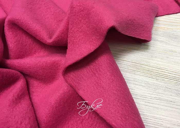 Флис Ярко-Розовый